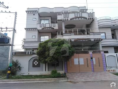 10 Marla Triple Storey House Is Available For Sale At Good Location
