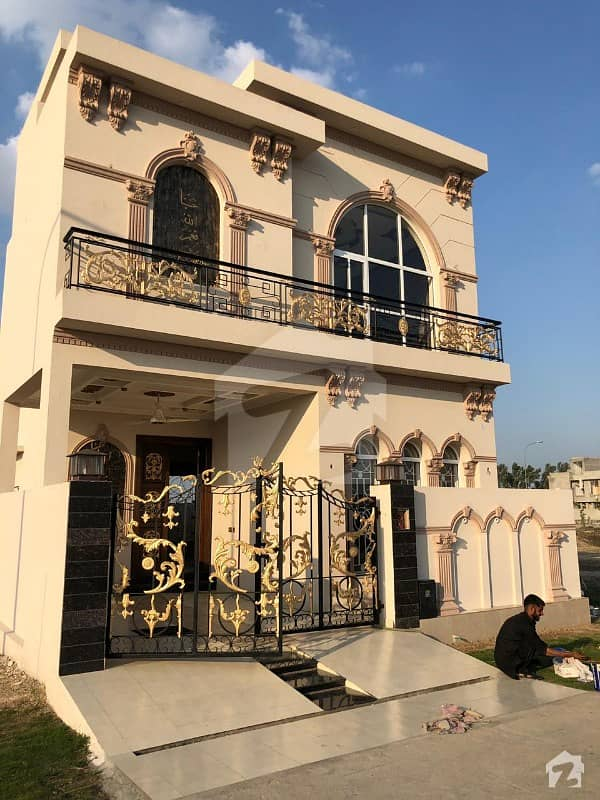Brand New Luxurious House For Sale At Superb Location In Dha 9town