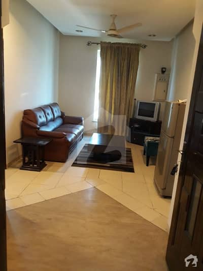 Fully Furnished 1 Bed Apartment Available For Rent In Sector C Bahria Town