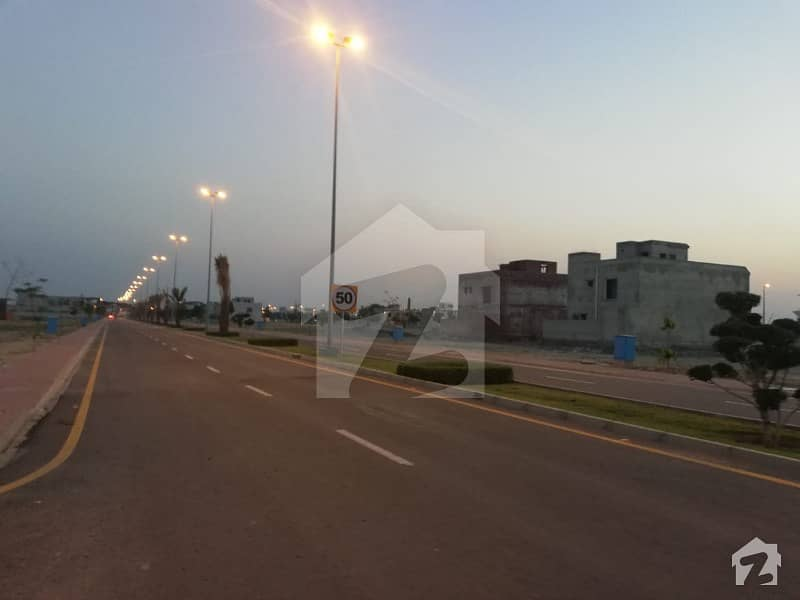 5 Marla Plot For Sale In Bahria Town Shershah Block On Installments