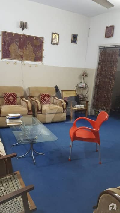 Ground  + 2 Storey Bungalow For Sale Near Airport Karachi