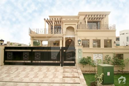 Leads Presenting Gorgeous 1 Kanal  Bungalow In Dha Lahore