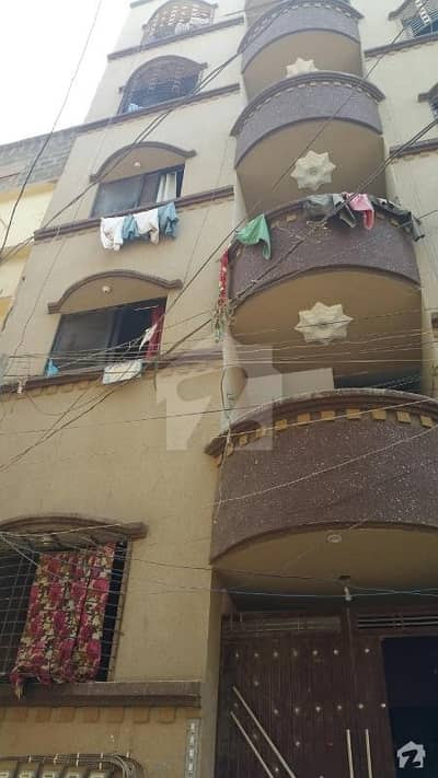45 Yards Portion Is Available For Sale In Liaqtabad No 7