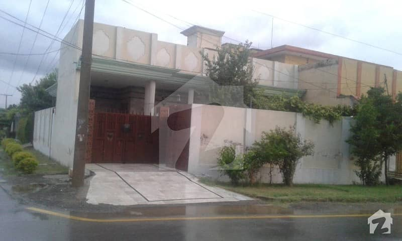 Sector E Corner House Is Available For Sale