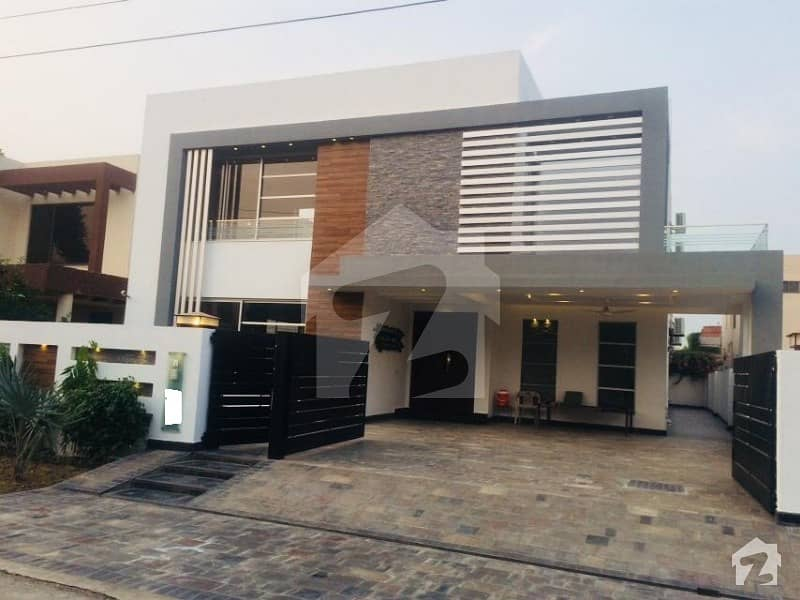 1 Kanal Brand New Proper Double Unit House For Sale In Dha Phase 7