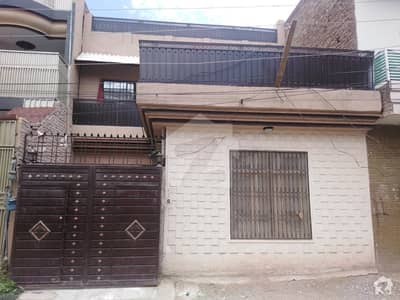 Good Location House Available For Sale In Hayatabad Phase 3 - K2 Peshawar