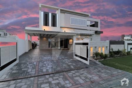 Owner Build 1 Kanal Superb Mazhar Munir Design Solid Bungalow For Sale
