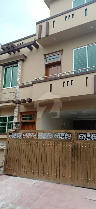 G-11 25x60 House For Sale Brand New Excellent Location