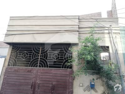 6 Marla House For Sale In Yasrab Town Exactly At Main Road
