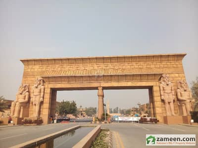 Ideal Location 1 Kanal Plot Gulbahar Block For Sale In Bahria Town Lahore