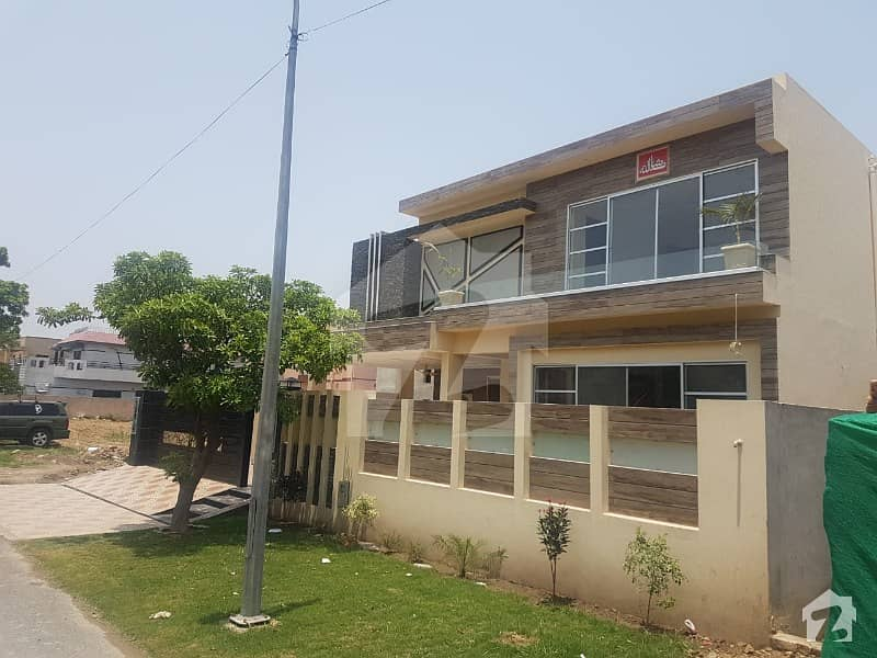 20 Marla Brand New House  On Prime Location In Air Avenue Lahore