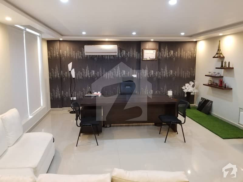 Office For Sale In Sector D Bahria Town Lahore