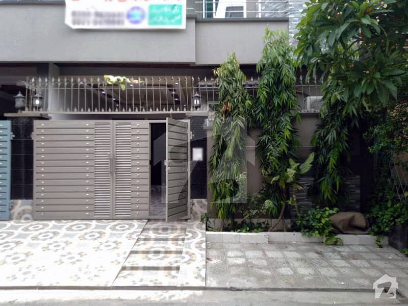 5.5 Marla House For Sale In L Block Of Johar Town Phase 2 Lahore