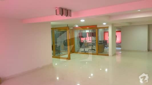 1650 SqFt Furnished Office Nishat Commercial