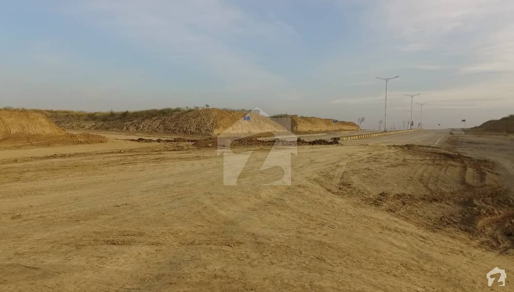 Plot File Is available For Sale In - B-17 Islamabad