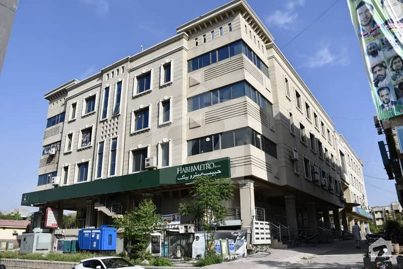 4 Consecutive Offices Available For Sale In G-11
