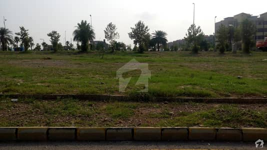 11 Marla Corner Commercial Plot For Sale
