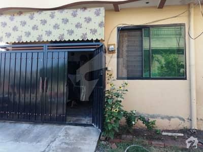 3 Marla Single Storey New House Wakel Colony Gulzar E Quaid Rwp