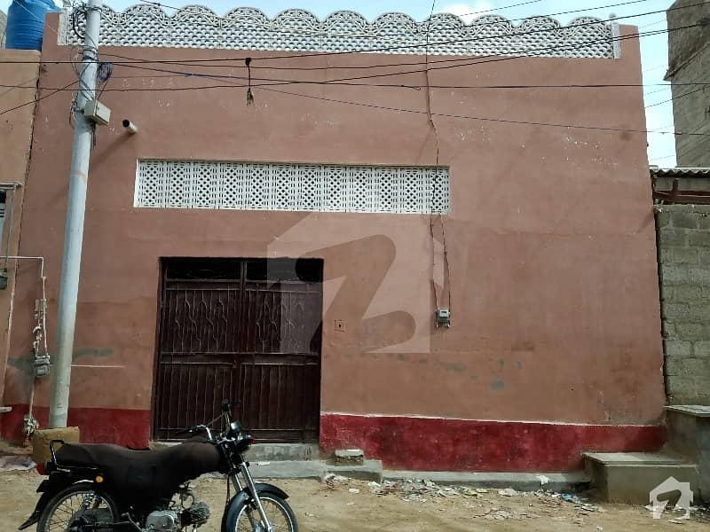 بھٹائی کالونی کورنگی کراچی میں 2 کمروں کا 3 مرلہ مکان 70 لاکھ میں برائے فروخت۔