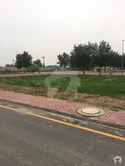 5 Marla Ready To Build Plot No 993 For Sale In Jinnah Block Bahria Town Lahore