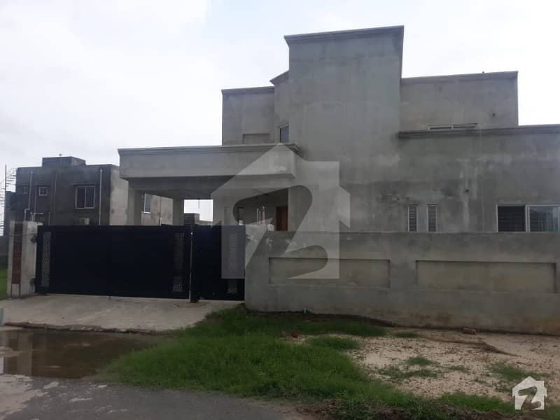 Defence 1 Kanal Brand New Double Unit Bungalow For Sale