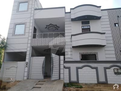 Brand New Ground + 1st Floor Bungalow Is Available For Sale