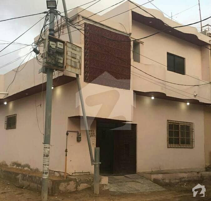 گلستان جوہر - بلاک 9-A گلستانِ جوہر کراچی میں 2 کمروں کا 5 مرلہ مکان 1.1 کروڑ میں برائے فروخت۔
