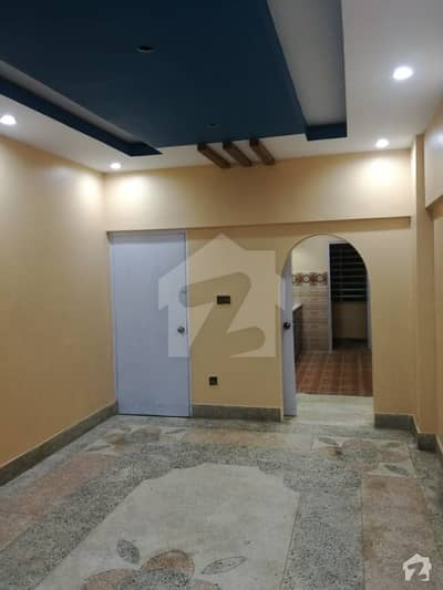 Flat Is Available For Sale - North Karachi