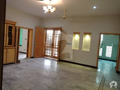 Bani Gala Brand New 15 Marla Single Storey House For Rent