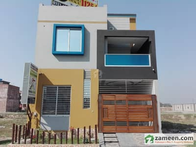 5 Marla Brand New Villa For Sale In Mehr Homes Lahore