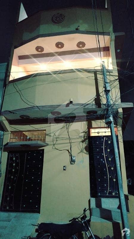 لانڈھی کراچی میں 6 کمروں کا 3 مرلہ مکان 75 لاکھ میں برائے فروخت۔