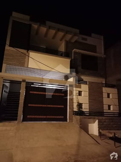 New & Fully Decorated Bungalow For Rent At Revenue Phase-1, Qasimabad Hyd.