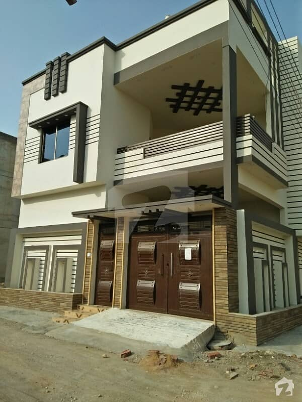 Double Story House For Rent In Isra Village