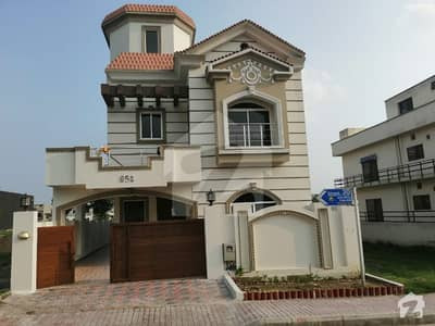 10 Marla Brand New House For Sale In Bahria Town Phase 7