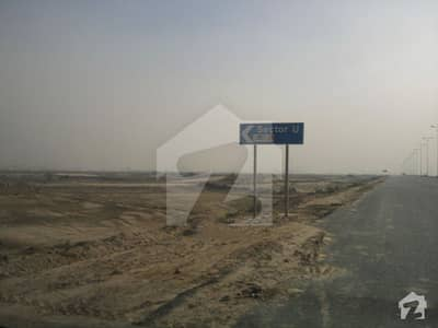 1 Kanal Corner Plot # 665 Facing Park For Sale In Dha Phase 3