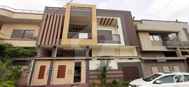 240 Sq Yards House  Proper Two Unit  Beautifully Architect Bunglow  Modern Fixtures  3 Bedrooms  In The Heart Of Karachi