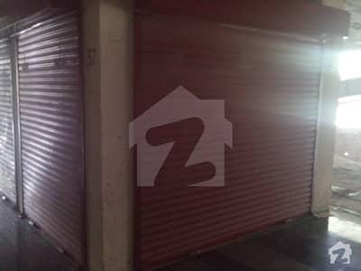 Hamza Centre Shop For Sale