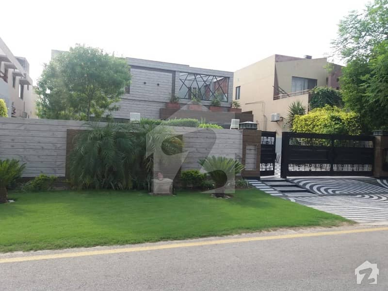 20 Marla Brand New Mazhar Munir Design Bungalow For Sale In Dha Phase 5