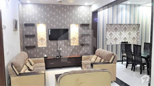 5 Marla Fully Furnished House For Rent