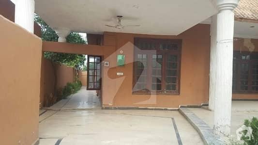14 Marla House For Sale At Hayatabad Phase 1 E2