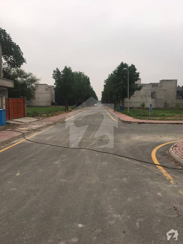 Urgent Cash Required 5 Marla Plot For Sale In Jinnah Block Bahria Town Lahore