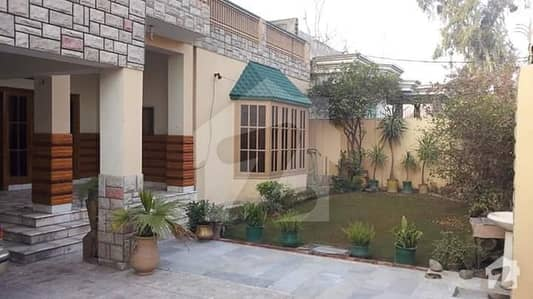 1 Kanal House For Sale In N3 Phase 4 Hayatabad