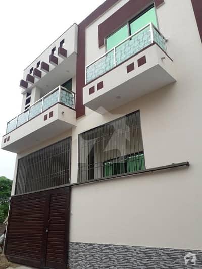 5 Marla Double Story Luxury House Location Near New Shadman Colony