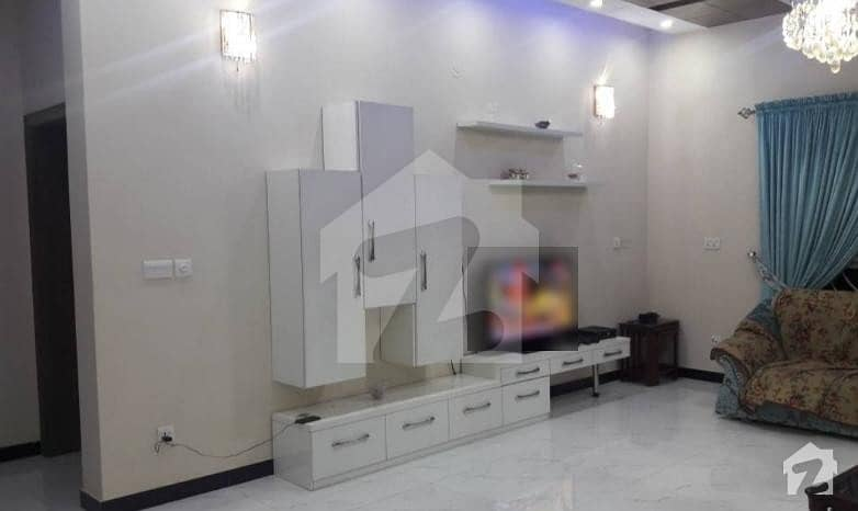 1 Kanal Upper Portion For Rent In Canal Gardens Lahore