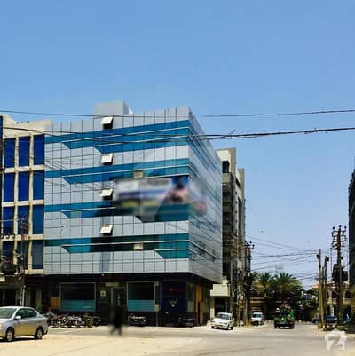 2190 Square Feet Office Space Available For Sale At Most Prestigious Location Of Small Shahbaz Commercial Area Phase Dha