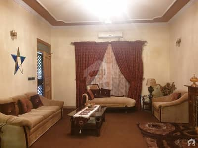 1 Kanal Double Storey House On Channan Din Road Near F Block Park 80 feet road