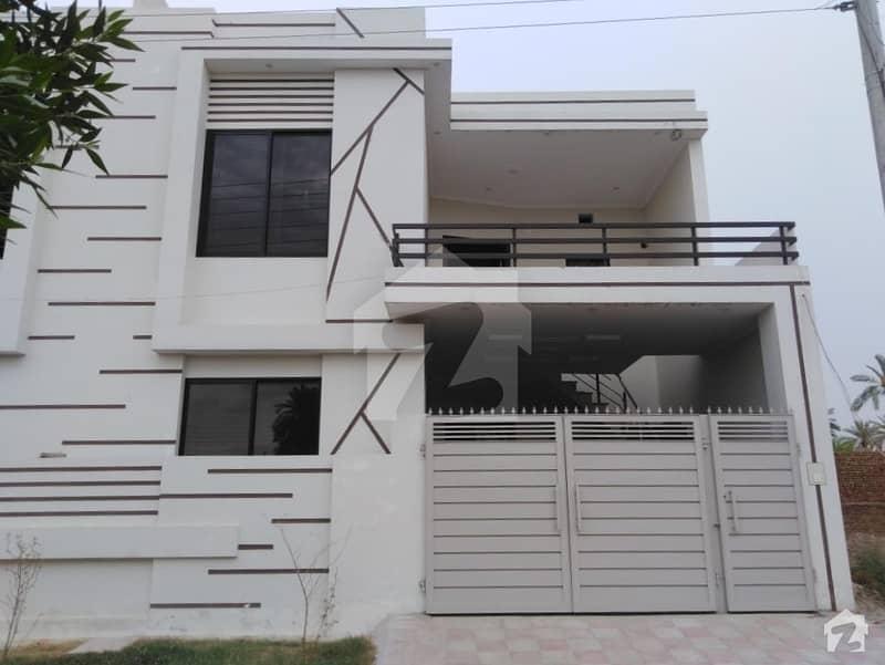 علامہ اقبال ایونیو جہانگی والا روڈ بہاولپور میں 4 کمروں کا 5 مرلہ مکان 85 لاکھ میں برائے فروخت۔