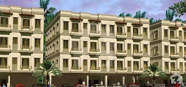 سٹی سٹار ریزیڈینشیا نیسپاک ہاؤسنگ سکیم مین کینال بینک روڈ لاہور میں 2 کمروں کا 4 مرلہ فلیٹ 52.13 لاکھ میں برائے فروخت۔