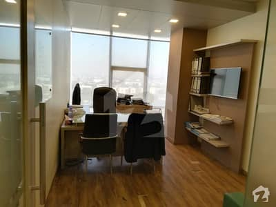 1200 Semi Furnished Office Is Available For Rent In Clifton
