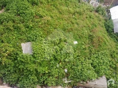 Murree mall Road 1 kanal plot for sale